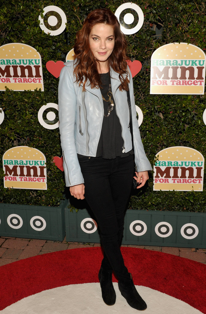 Michelle Monaghan Leather Jacket  Michelle Monaghan Looks