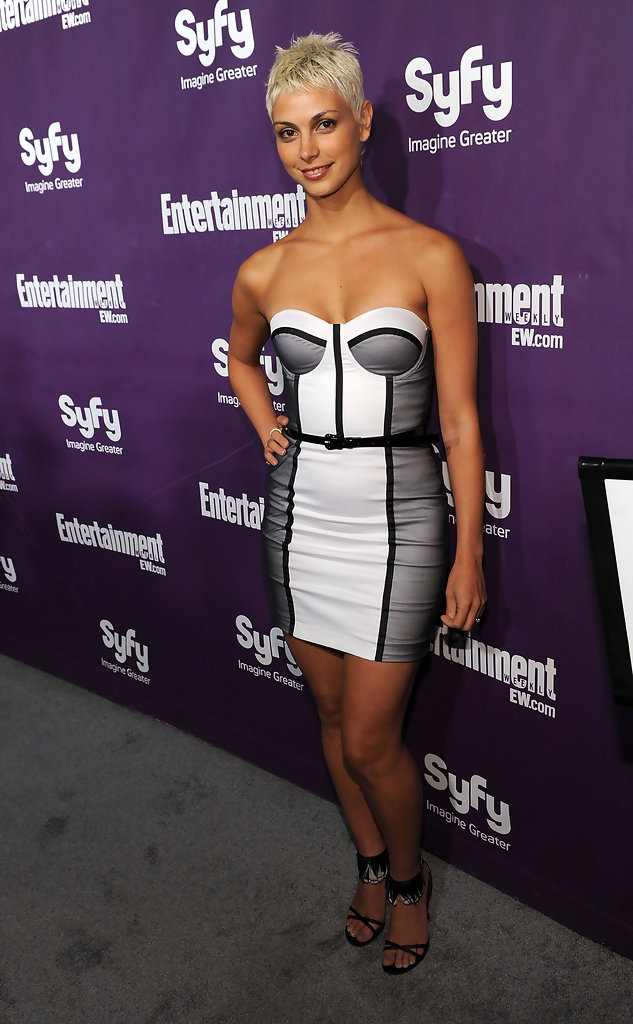 Morena Baccarin Corset Dress  Morena Baccarin Clothes
