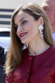 queen letizia of spain long side