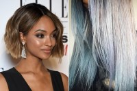 Jourdan Dunn's Pastel Touch - Celebrity Hair Cuts and ...