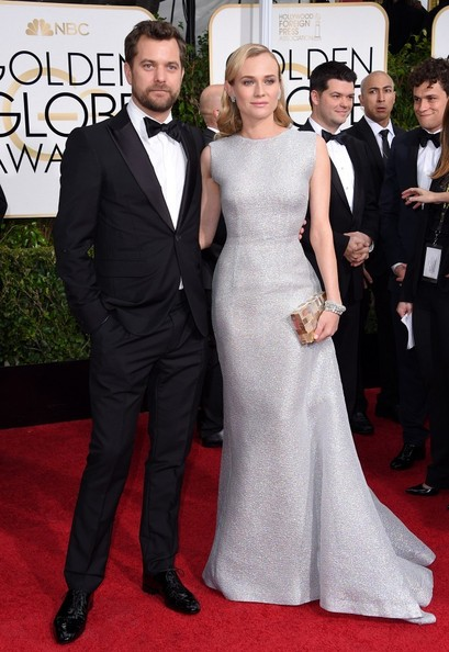Arrivals at the 72nd Annual Golden Globe Awards at the Beverley Hilton Hotel in Beverly Hills.