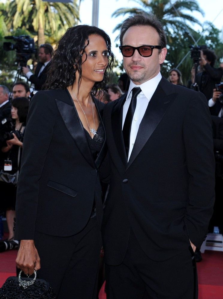 Karine Silla and Vincent Perez Photos Photos  Cannes 2011