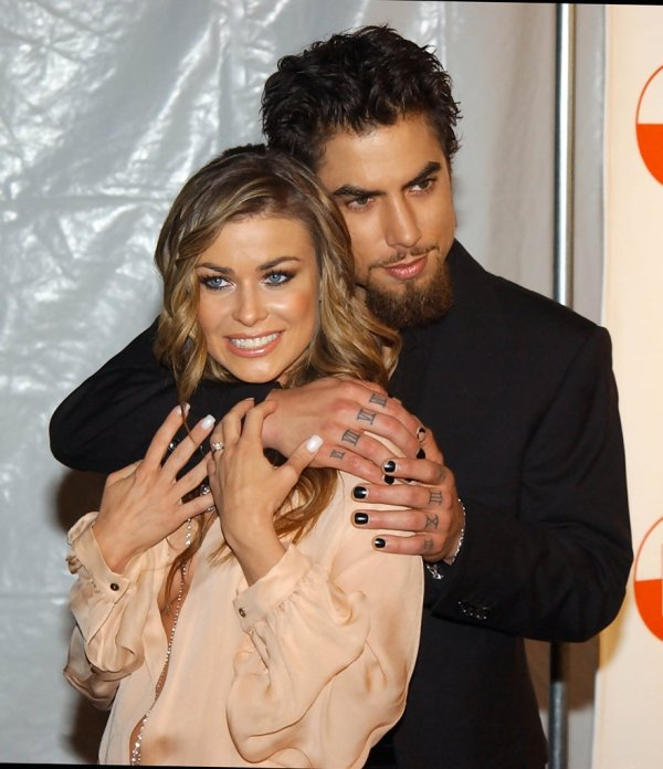 20 Carmen Electra Dave Navarro And Wedding Invitation Pictures And