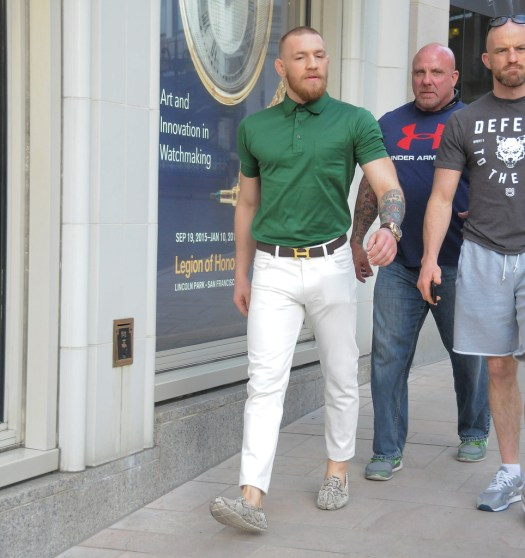 conor mcgregor polo casual sty;e