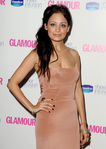 In This Photo: Nicole Richie. Glamour Magazine's Women Of The Year Awards