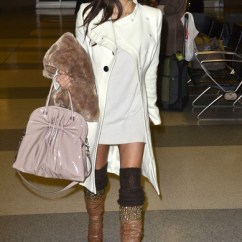 Oversized White Leather Sofa Three Seater Bed Uk Top 10 Celebrity Airport Outfits – Secrets Of A Good Girl