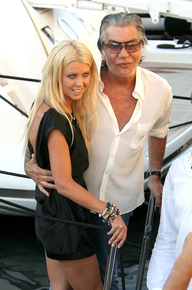 Tara Reid And Family Vacationing In St Tropez France