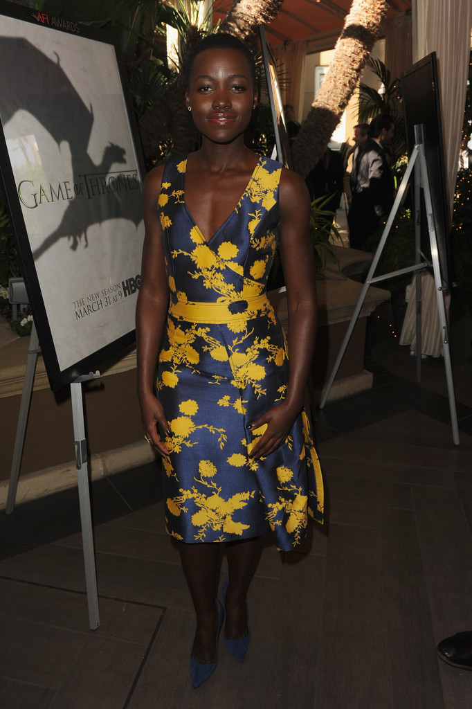 lupita nyongo'o at afi awards