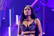 Recording artist Nicki Minaj performs onstage during the 2014 iHeartRadio Music Festival at the MGM Grand Garden Arena on September 19, 2014 in Las Vegas, Nevada.