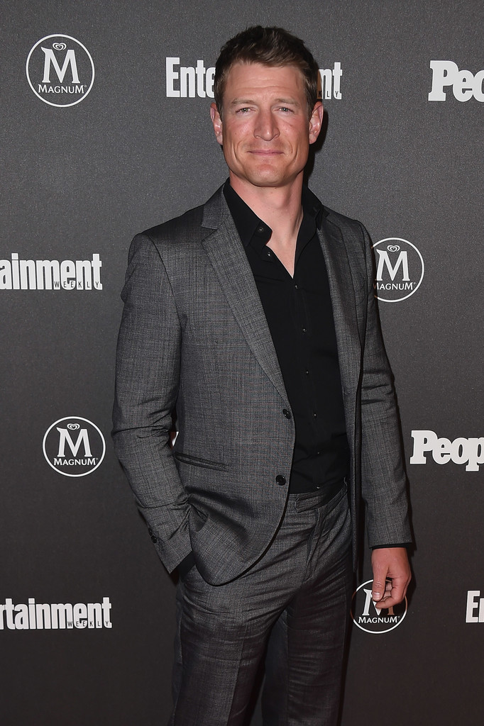 Philip Winchester Photos Photos  2016 Entertainment Weekly  People New York Upfronts VIP Party