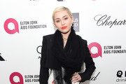 Miley Cyrus attends the 23rd Annual Elton John AIDS Foundation Academy Awards Viewing Party on February 22, 2015 in Los Angeles, California.