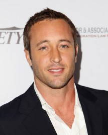 Alex 'loughlin - Arrivals