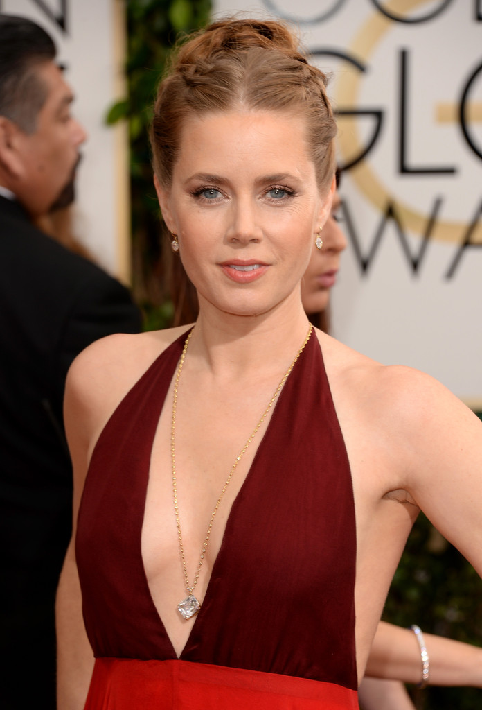 amy adams makeup face