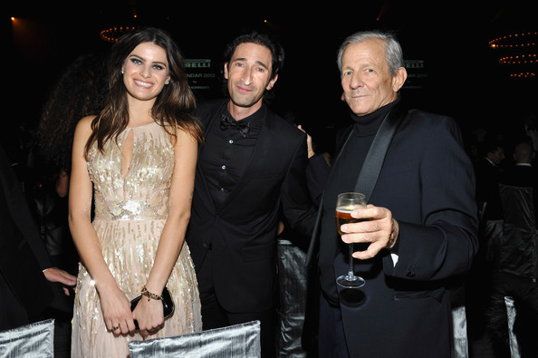 Adrien Brody and Peter Beard Photos Photos - Zimbio