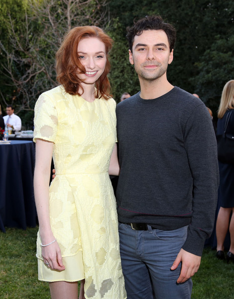 who is eleanor dating Poldark returned for series 3 this summer with more brooding drama and sizzling romance for aidan turner's leading man however, it is one of his co-stars, eleanor tomlinson, who has been turning heads since she lit up the baftas red carpet earlier this year the producers were interested in.