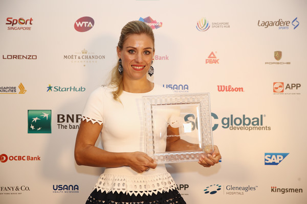 WTA Player of the Year