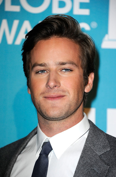 "Armie Hammer - The Hollywood Foreign Press Association (HFPA) And InStyle Presents ""A Night Of Firsts"""