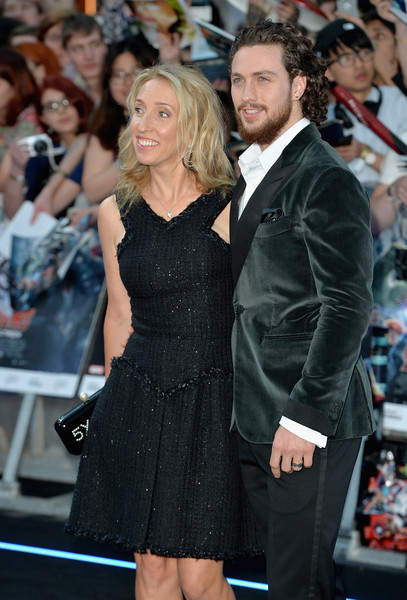 Aaron Taylor-Johnson in 'The Avengers: Age Of Ultron ...