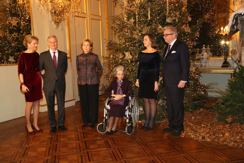 Queen Fabiola Photos Photos  Belgian Royal Family