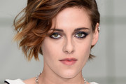 Kristen Stewart attends the Chanel show as part of Paris Fashion Week Haute Couture Spring/Summer 2015 on January 27, 2015 in Paris, France.