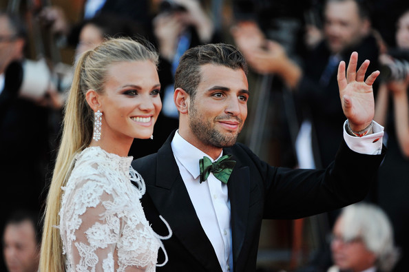 """Fiammetta Cicogna - """"The Reluctant Fundamentalist"""" Premiere And Opening Ceremony - The 69th Venice Film Festival"""