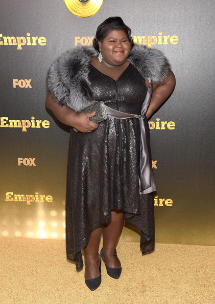 Gabourey Sidibe Pictures Premiere Of Foxs Empire