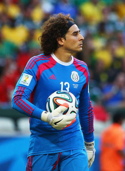 Guillermo Ochoa - Brazil v Mexico: Group A
