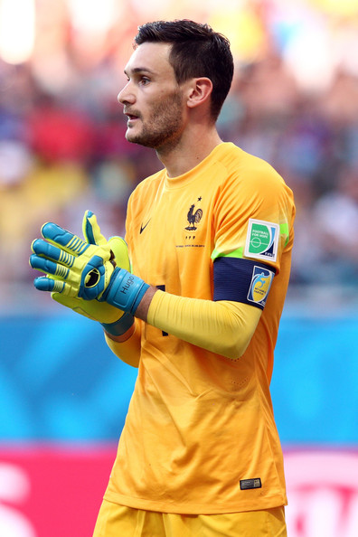 Hugo Lloris - Switzerland v France: Group E