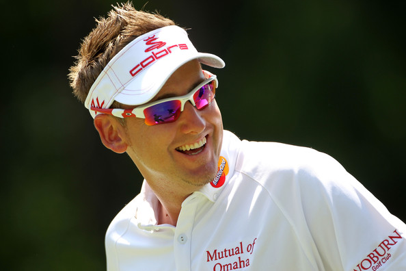 Ian Poulter - The Masters - Preview Day 3