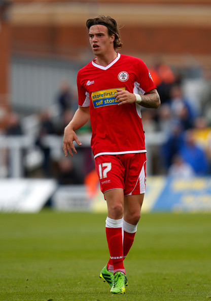 Image result for james gray accrington stanley