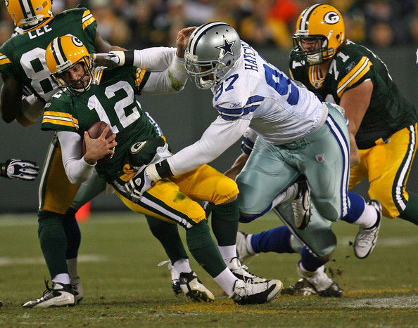 PLAYER SPOTLIGHT: Dallas Cowboys DE Jason Hatcher - The Boys Are Back blog