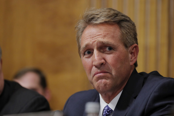 Image result for Jeff Flake, Photos