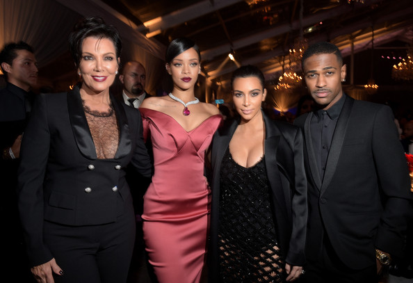 Kim Kardashian - Rihanna First Annual Diamond Ball — Part 2