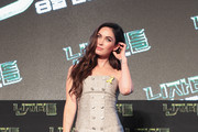Actress Megan Fox attends the Premiere of Paramount Pictures' 'TEENAGE MUTANT NINJA TURTLES' at CGV Yeoido, on August 26, 2014 in Seoul, South Korea.