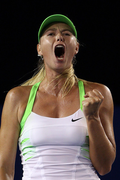 Maria Sharapova - 2012 Australian Open - Day 8