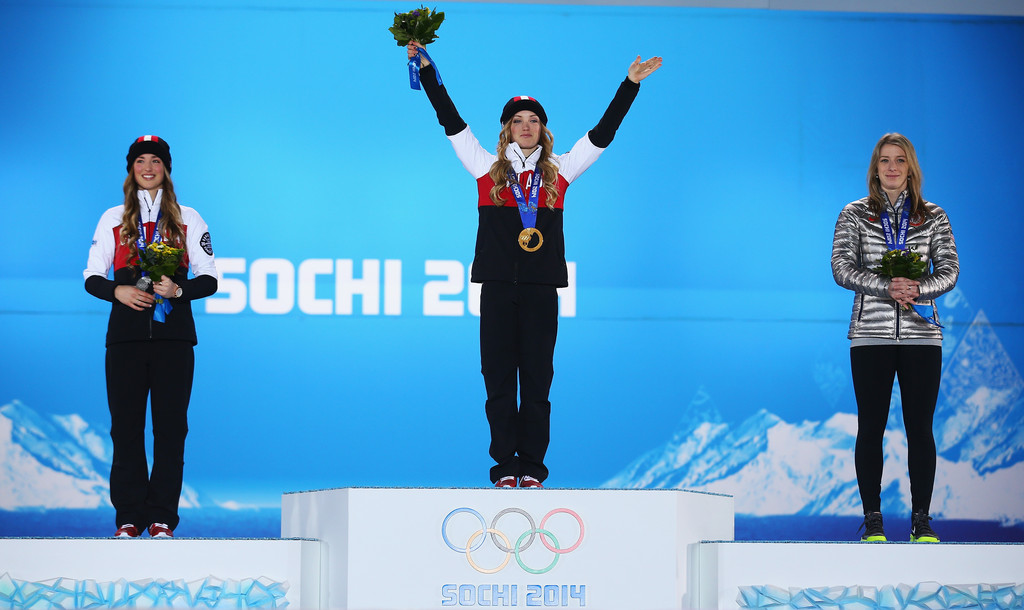Sochi And Medals Silver Bronze
