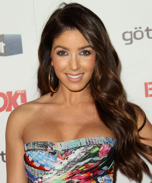 Melissa Molinaro Actress Melissa Molinaro attends the OK! Magazine Toasts Hollywood's Sexiest Singles event at the Lexington Social House on April 14, 2011 in Hollywood, California.