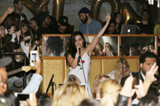Singer Charli XCX performs at NYLON Magazine's IT Girl Party at Gilded Lily on October 6, 2014 in New York City.