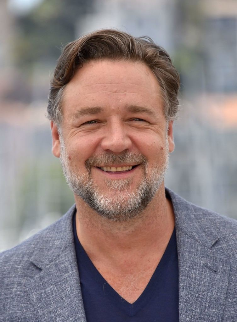Russell Crowe Photos Photos The Nice Guys Photocall The 69th Annual Cannes Film Festival