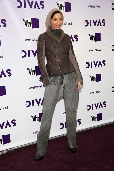 """Nicole Murphy TV Personality Nicole Murphy attends """"VH1 Divas"""" 2012 at The Shrine Auditorium on December 16, 2012 in Los Angeles, California."""