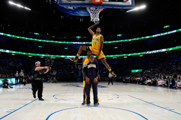 Paul George - Sprite Slam Dunk Contest