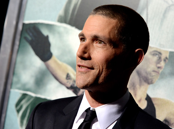 "Actor Matthew Fox arrives at the premiere of Summit Entertainment's ""Alex Cross"" at the Arclight Theater on October 15, 2012 in Los Angeles, California."