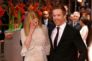 Actress Nicole Kidman and actor Damian Lewis attend the 'Queen of the Desert' premiere during the 65th Berlinale International Film Festival at Berlinale Palace on February 6, 2015 in Berlin, Germany.