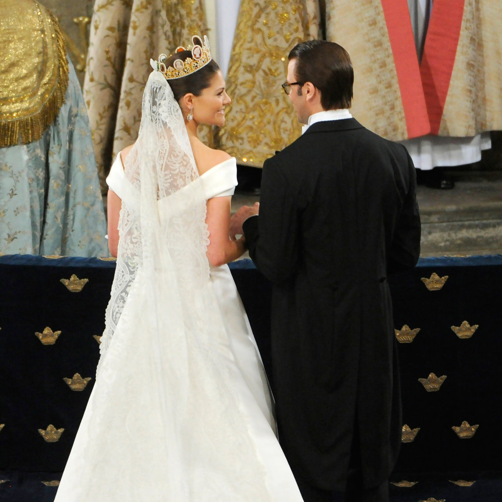 Wedding Of Swedish Crown Princess Victoria  Daniel