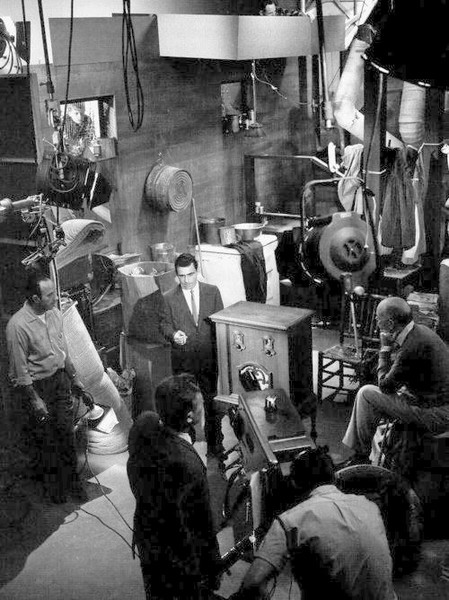 The Twilight Zone Vintage Behind The Scenes Photos Of