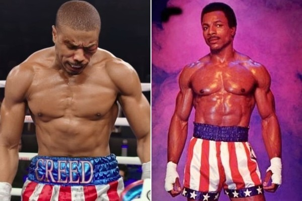 Image result for Apollo and Adonis Creed
