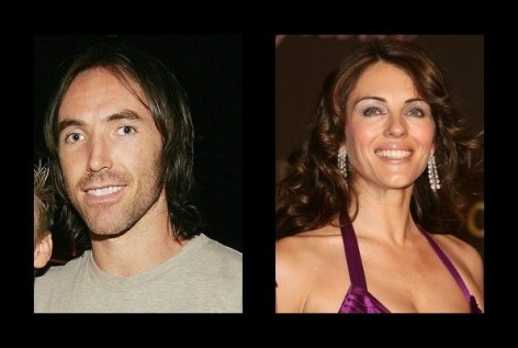 Image result for steve nash and liz hurley
