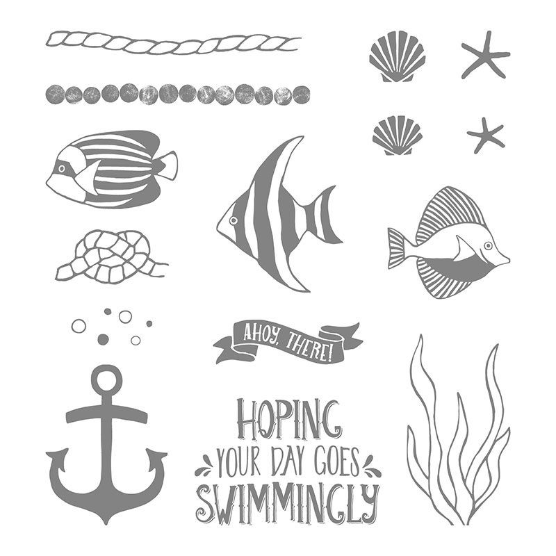 Stamp Review Crew – Seaside Shore