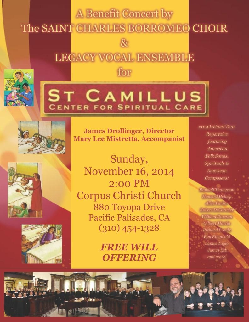 SCB St Camillus 2014 2