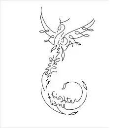 Tattoo of TATTOO TRIBES: tattoos: europe, European styled